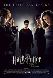 Harry Potter and the Order of the Phoenix - Harry Potter si Ordinul Phoenix 2007