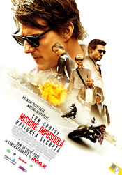 Mission: Impossible 5 - Rogue Nation - Misiune: Imposibila. Naţiunea secreta 2015