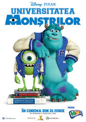 Monsters University - Universitatea monstrilor 2013