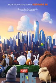 The Secret Life of Pets - Singuri acasa 2016