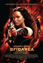 The Hunger Games: Catching Fire - Jocurile foamei : Sfidarea 2013