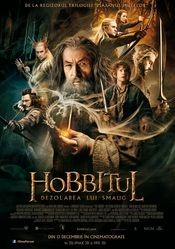 The Hobbit : The Desolation of Smaug - Hobbitul : Dezolarea lui Smaug 2013