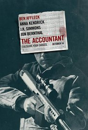 The Accountant - Contabilul : Cifre periculoase 2016