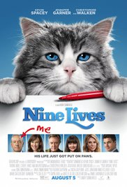 Nine Lives - Noua vieti 2016