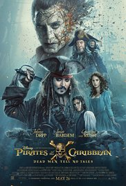 Pirates of the Caribbean : Dead Men Tell No Tales 2017